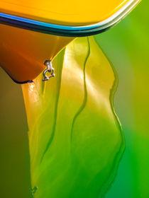 Yellow Bow von Kristiina  Hillerström