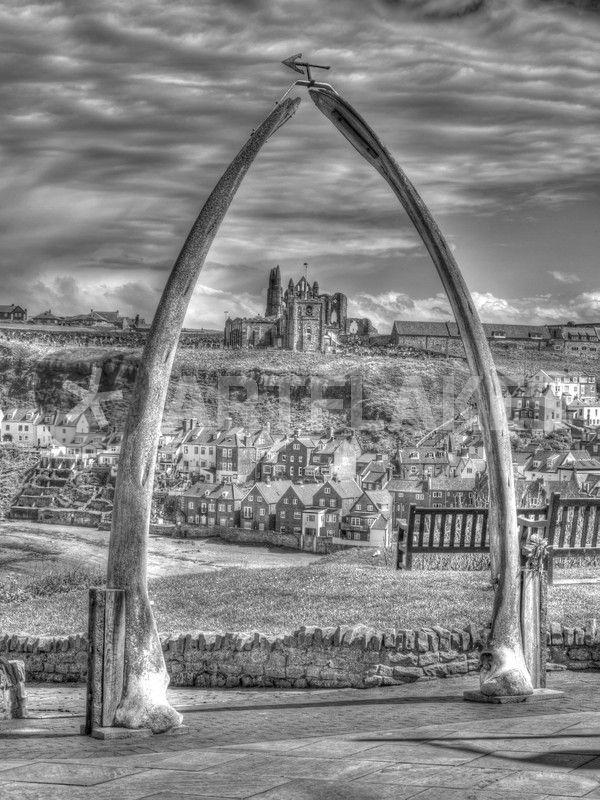 Whitby Whale Bone Arch\