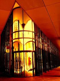 'Architektonische Impression' von Heidrun Carola Herrmann