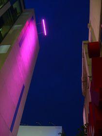 Illuminated Facade in Bangkok by Bjoern Buxbaum-Conradi