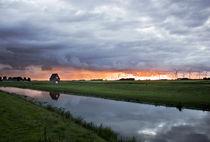 Nordfriesischer Himmel by Simone Jahnke