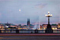 Alster. Liebe. by Simone Jahnke