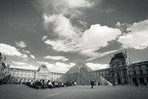 Louvre von Daniel Zrno