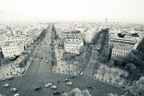 Paris - Champs-Élysées  von Daniel Zrno