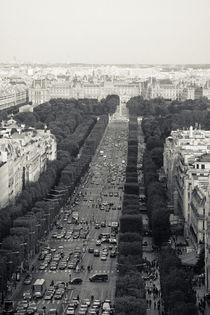 Paris - Champs-Élysées  by Daniel Zrno
