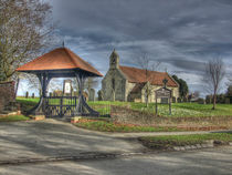 Askham Bryan Church by Allan Briggs