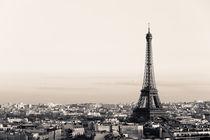 Eiffel Tower von Daniel Zrno