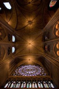 Notre Dame interior von Daniel Zrno