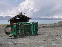 Outbuilding in Karakul by Marjolein Katsma