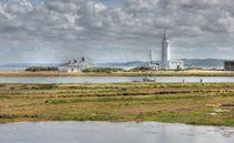 Hurst Point Lighthouse by David J French