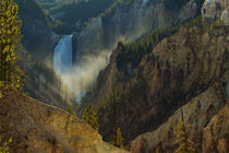 Lower Falls von Johan Elzenga