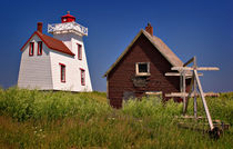 North Rustico Lighthouse von Louise Heusinkveld