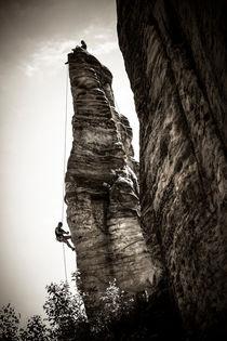 Climbers by Martin Dzurjanik