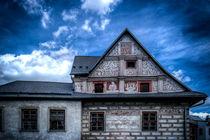 ... Fassade des alten Hauses I. ... von Martin Dzurjanik