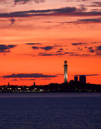 Provincetown, Cape Cod Sunset by Christopher Seufert