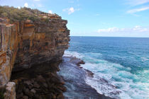 Watsons Bay Cliffs, Australia von Christopher Seufert