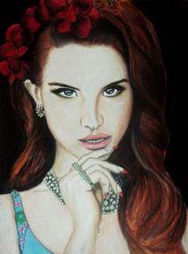 Lana Del Rey von laura seed