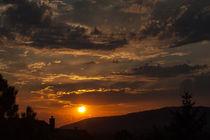 Sunset von Patrick Huber