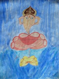 Almighty  by Sonali tejas gangane