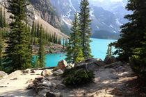 Morraine Lake by mellieha