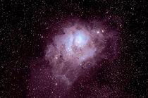 Lagunennebel - M 8 - Lagoon Nebula by virgo