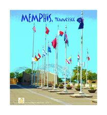 Memphis Today  von Karen Francis
