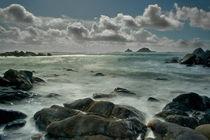 Priests Cove, Cape Cornwall,Cornwall von Simon Gladwin