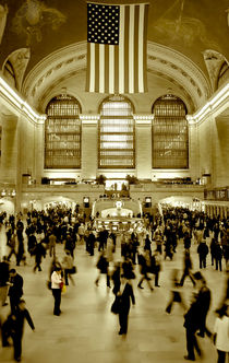 Grand Central Station by Simon Gladwin