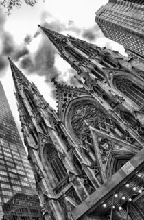 St Patricks Cathedral NYC von Simon Gladwin
