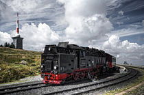 Brockenbahn by photoart-hartmann