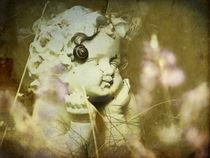 Engelchen mit Schnecke von Franziska Rullert