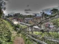 Goathland Station by Allan Briggs