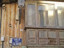 Calle del Salvador von derdia