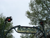 Metropolitain von ms-photographs
