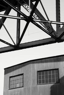 GRANVILLE BRIDGE GIRDERS Vancouver by John Mitchell