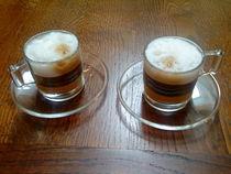 Espresso macchiato für Zwei von badauarts