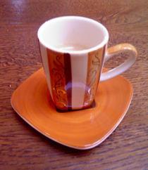 Espresso orange von badauarts