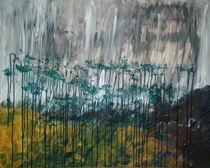 Weinende Bäume (weeping trees) von Myungja Anna Koh
