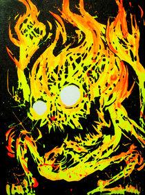 fiery spook by gloenn