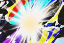 Solar - energy - abstract. von Bernd Vagt