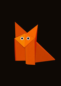Cute-origami-fox-dark-print