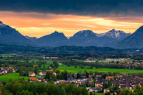 The Alps 01 by Tom Uhlenberg