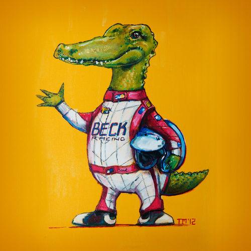 Beck-alligator