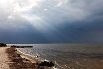 Ostseestrand von Norbert Fenske