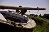 altes Boot von Mandy Siemon