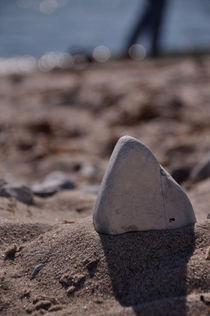 Strand auf Langeland von Mandy Siemon