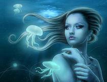 Under the waves by Ana Cruz