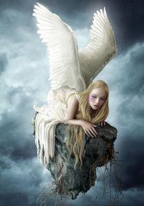 Fallen to a pale desire by Ana Cruz