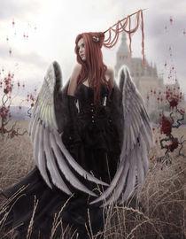 Angels walk among us by Ana Cruz