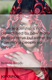 Leadership by pandorica